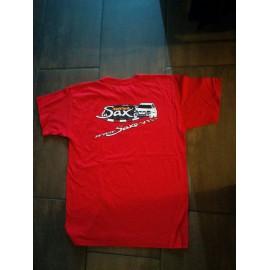 Tee-Shirt NetClub logo La Sax'