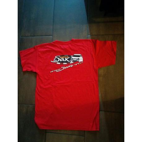 tee shirt homme netclub logo la sax 39 boutique la sax 39. Black Bedroom Furniture Sets. Home Design Ideas